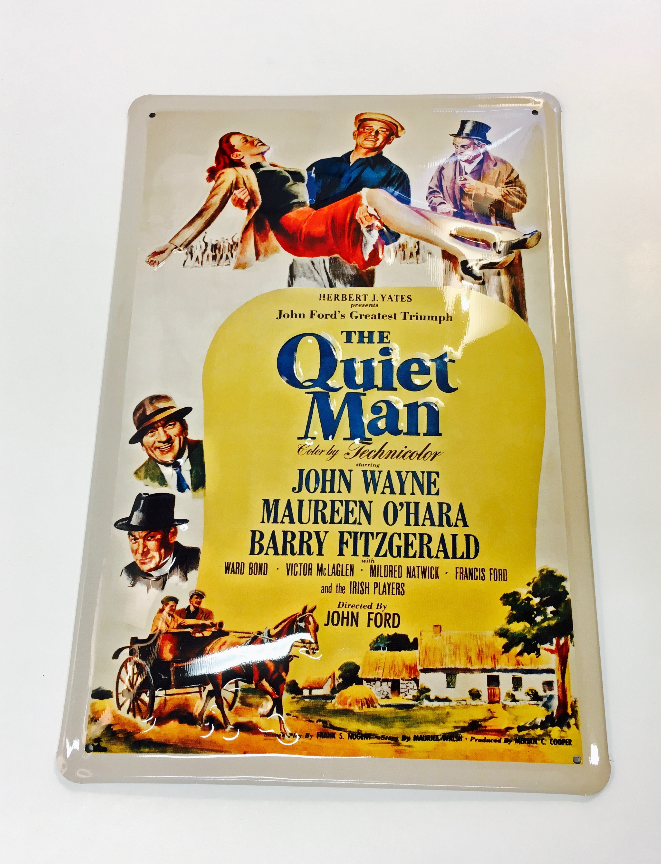 The Complete Tour Guide To The Quiet Man Locations